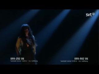 Loreen - Euphoria (Швеция 2012)