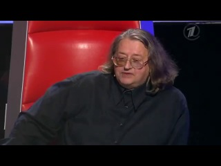 Голос -Артур Васильев VS Павел Пушкин- Con te partiro