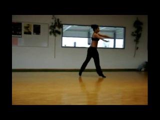 танец Джаз-Модерн под медленную красивую музыку (Современный балет, боди-балет, jazz-modern, гимнастика, танец души)