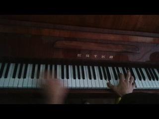 Шикарно играет!Моцарт – Реквием по мечте на пианино
