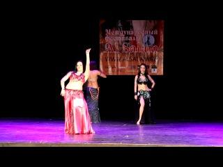 Наташа Павловская,Al Salam 2012,Королева импровизации,Ракс шарки