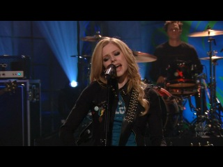 Avril Lavigne Nobody's home [Live] HD