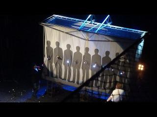 Концерт иллюзионистов  братьев Сафроновых в Калининграде 12.10.2013