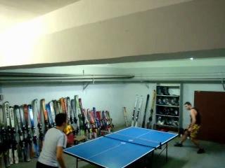 Настольный теннис, Мукачево