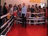 Деменко Эдуард муэй-тай 26.02.2012г. КДЮСШ№5