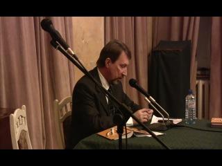 Бедлам безумие перед Богом и людьми Творческий вечер Юрия Воробьевского