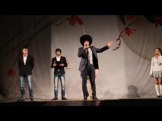 капитан команды КВН Ashgabat Саммир Versace Бяшимов