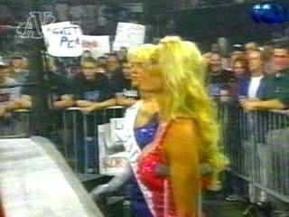 WCW NITRO 17.05.1999 (не весь выпуск) - Титаны Рестлинга на канале ТНТ / Николай Фоменко