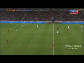 Лион - Генгам обзор матча (FOOTBALLand.Net)