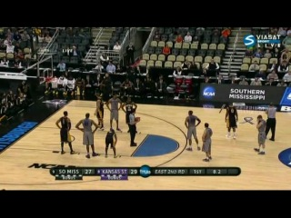 NCAA MM 2012 / 2-nd Round / 15.03.2011 / (11) Colorado State vs (6) Murray State & (9) Southern Mississippi vs (8) Kansas St