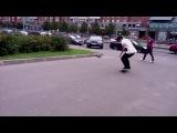 Game of skate : Dj Ponyboy vs Dj Vaso
