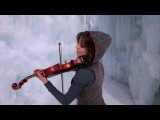 Секси девушка со скрипкой.Dubstep Violin- Lindsey Stirling- Crystallize.1