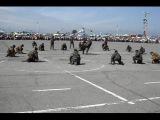 Выступление на день ВМФ.Камчатка 2010-2011