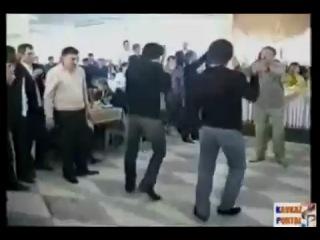 Турки-месхетинцы(ахыска тюрклери)...лезгинка от души.г.Краснодар