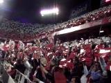 Гимн футбольного клуба Севилья в исполнении болельщиков