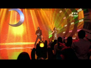 Black Eyed Peas - Meet Me Halfway TF1 NRJ Awards 23.01.2010