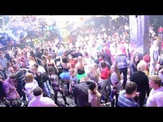 Matrix Night Club / Halloween 2012 (Evteev Video)