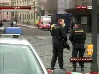 Прагада болған жарылыста жарақат алған қазақстандықтар аман-сау