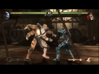 Часть 14 — Кибер Саб-Зиро —  Фильм + прохождение игры Mortal Kombat 2013 (Это тебе не порно, детка!)