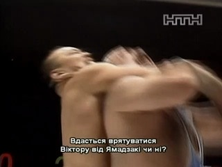 Бушидо. Виктор Зангиев и Салман Хасимиков