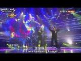 [RUS SUB] BTS - Satoori Rap [Live]