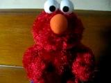Yappy birthday Elmo!