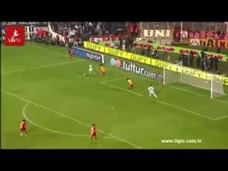 Beşiktaş-Galatasaray 2-0 Özet 31.Hafta 30 Nisan 2011