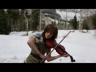 Ролик по TES V: Skyrim от Van Canto