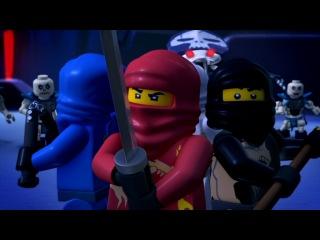 Лего Ниндзяго Сезон 1 Серия 4   LEGO Ninjago: Masters of Spinjitzu Мастера кружитцу