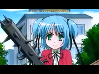 «Убойный ангел Докуро тян» под музыку Из аниме