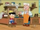 Griffin - Pinocchio e Geppetto