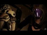 Музыкальный клип на тему отношений Шепарда и Тали