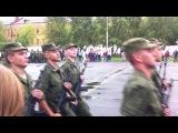 Присяга  21.07.2013 г.Владимир в/ч 30616-8