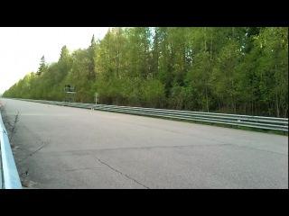 Audi Rs6 Avant (650hp) vs Chrysler 300C SRT8 (750hp)