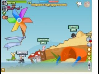 Вормікс: Я vs Максім (8 рівень)