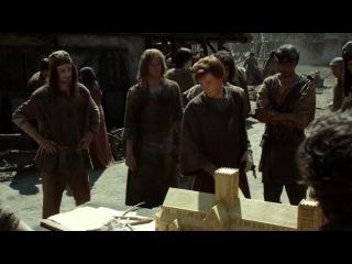 Столпы земли/The Pillars of the Earth 1 сезон 7-8 Серия (Новые начинания)