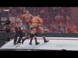[My1Wrestling.ru] WWE RAW 11.08.2008 - Cody Rhodes & Ted DiBiase vs Batista & John Cena (World Tag Team Title)