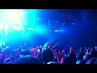 Земфира - Москва-Снегурочка-Дождь для нас-Аривидерчи (Москва 12.12.11)