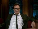 Rainn Wilson on Craig Ferguson Show, 01.08.2008