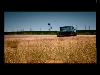 MUSTANG FASTBACK GT 390 BULLITT TOP GEAR