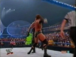 (WWEWM) WWF SmackDown 17.05.2001: The Undertaker vs. Triple H