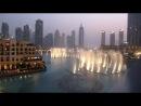 Поющие и танцующие фонтаны в Дубаи. Памяти Уитни Хьюстон