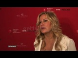 Jennifer Coolidge talks about her reasons for working with AHA and wanting to save a life at American Heart Associations Ha