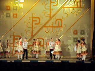 наш танец Чеботуха