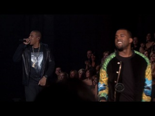 Kanye West and Jay-Z - Niggas In Paris (Victoria's Secret Fashion Show 2011)