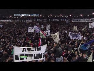Juventus 2-1 Lazio. Del Piero per sempre