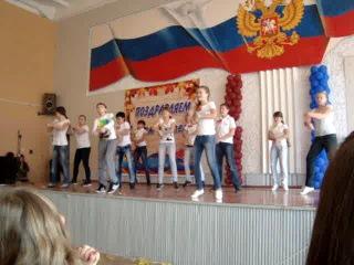 Танец под песню Кеши- Тик-Ток в исполнении 6В класса