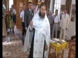 Венчание Антона и Аллы в Балаклаве в Храме святых Двенадцати апостолов