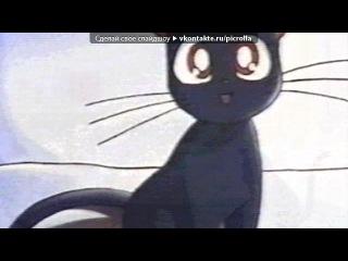 Клип по аниме Сейлор Мун - Черная кошка Луна под музыку Apple Pie - Luna