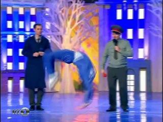 Сальто Ласточкина Днепр ВУЛ 2009 финал СТЭМ